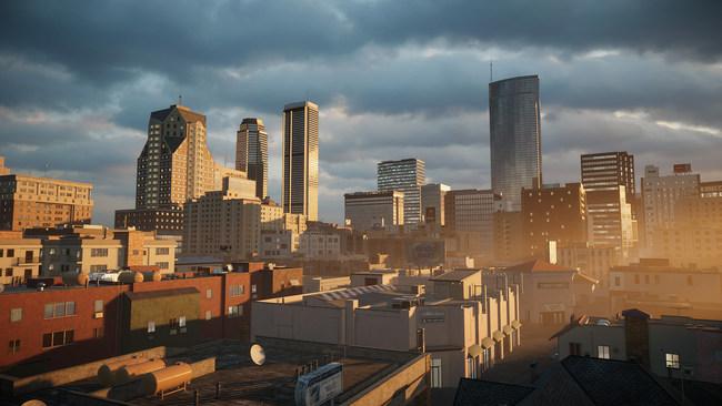 Major Production Update: 'Los Angeles' 3D Buildings for Unity3D
