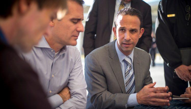 Garcetti vetoes, sends back LA City Council's spending plan for