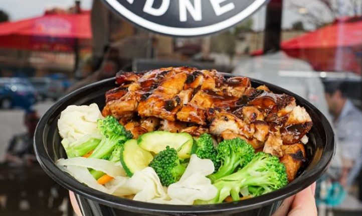 Teriyaki Madness Arrives in Downtown Los Angeles on December 10