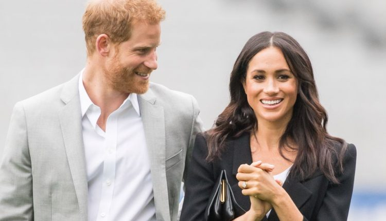 Prince Harry and Meghan Markle Are Planning a Trip to