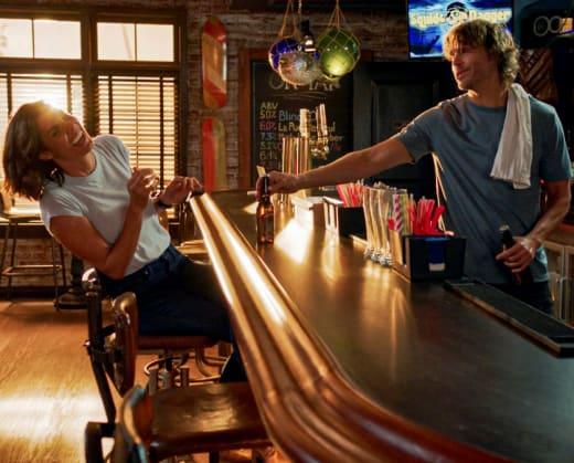 Watch NCIS: Los Angeles Online: Season 12 Episode 4