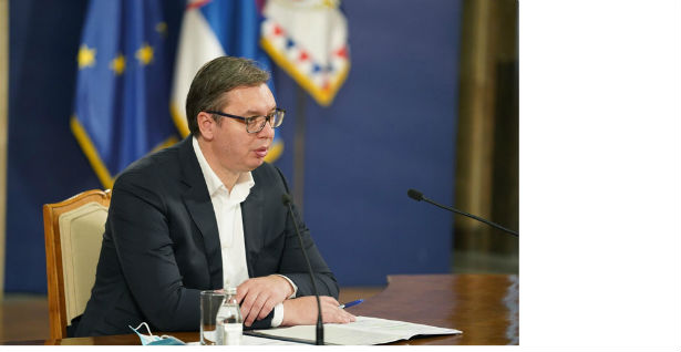 """VUCIC WITH NEW MEASURES AND VACCINES """"I have always been"""