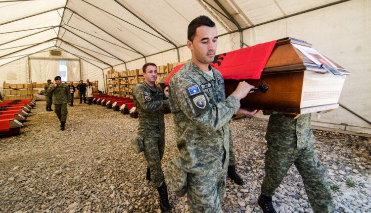 A painful wait to bury Kosovo's war victims | Serbia