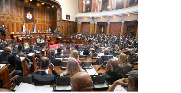 The Assembly of Serbia has adopted the CROWN LAW, this