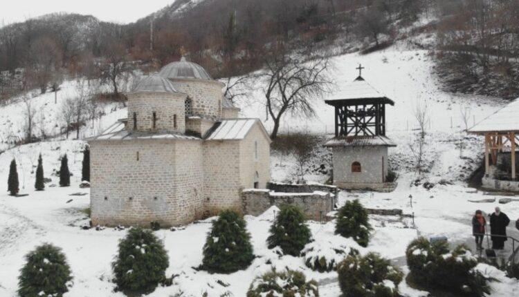 The relics of THREE DESCENDANTS OF THE NEMANJIĆ VINE are