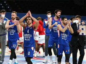 Ephesus beat Olympiacos, Armani convincing against Maccabi
