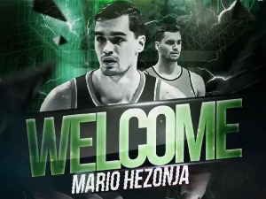 Return from the NBA to Europe, Hezonja a new reinforcement