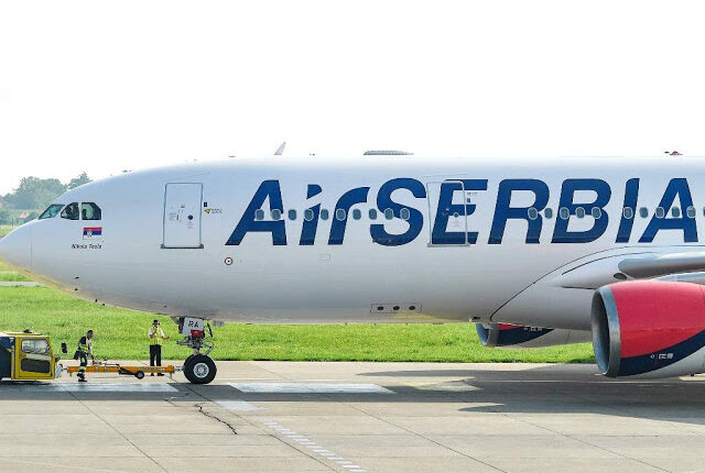 Air Serbia boosts operations as travel restrictions ease