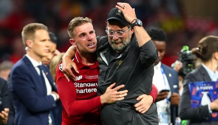Not allowed to attend his mother's funeral, Klopp delivers the