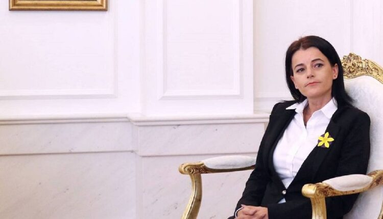 Krasniqi-Goodman: I will be the strong institutional voice of the