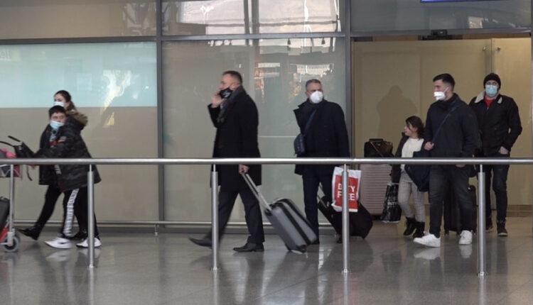 Emigrants return for elections, 10 more flights than last week