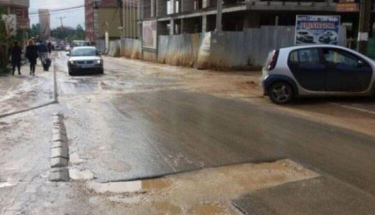 Muharrem Fejza Street in Prishtina will be reconstructed