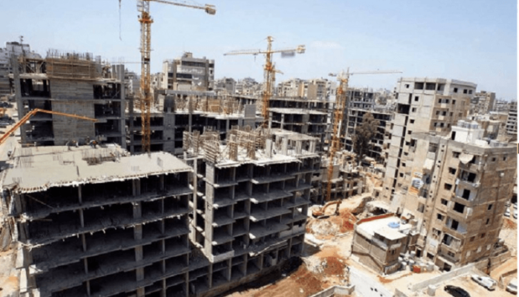 Construction permits issued since the beginning of this year in