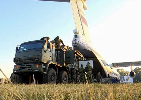 Russia deploys S-400 anti-aircraft missiles to Serbia – News