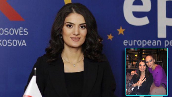 Marigona Geci is strongly supported in the elections by Adelina