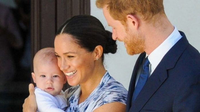 What will be the name of Meghan and Harry's second