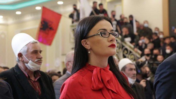 Meliza Haradinaj fails to become an MP?