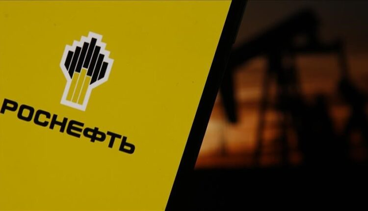 The profits of the Russian oil company Rosneft fall dramatically