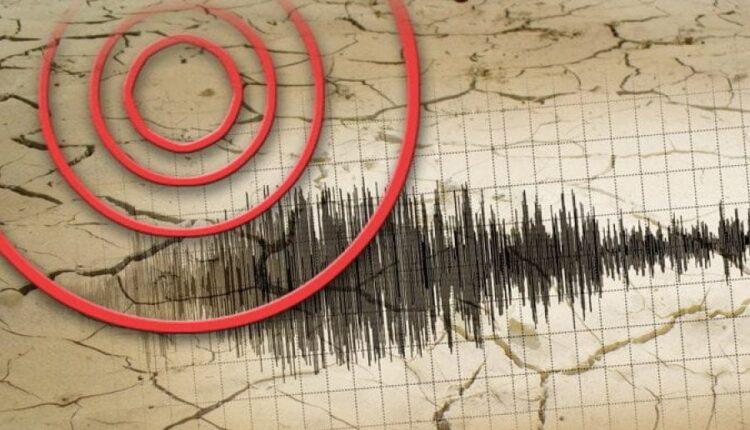 Earthquake in the Dubrovnik area