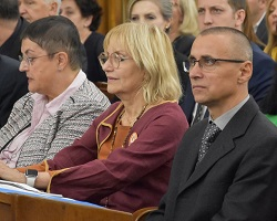 WHO Representative in Serbia receives award for public advocacy and