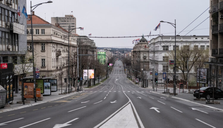 Serbia to let some businesses, markets reopen in partial easing