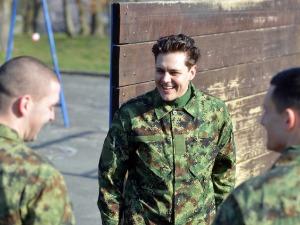 RTS :: Milos Bikovic: Cadets are the pride of Serbia