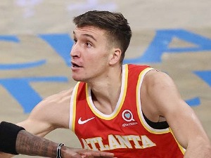 The defeat of Atlanta with the modest game of Bogdanović,