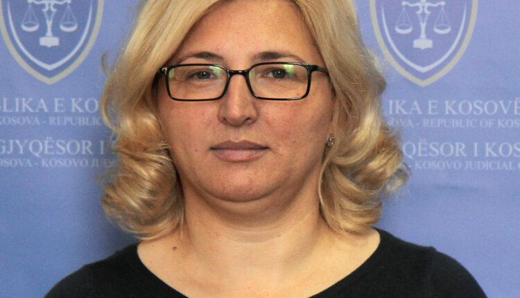 Drita Rexhaj is elected a member of the KJC from