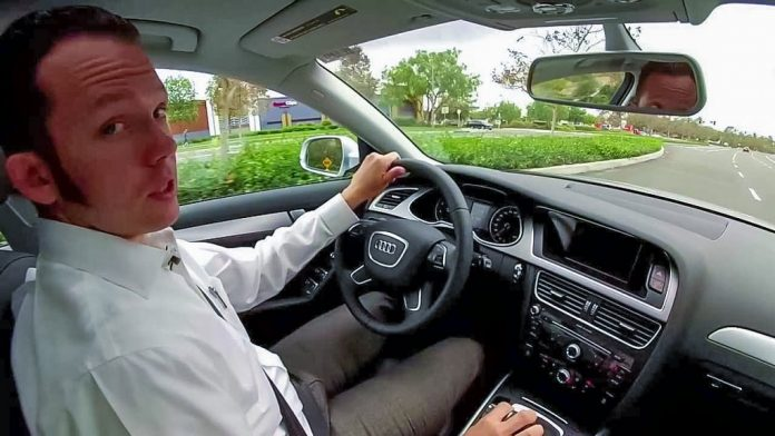 "Study: Traitorous men drive ""Audi"""