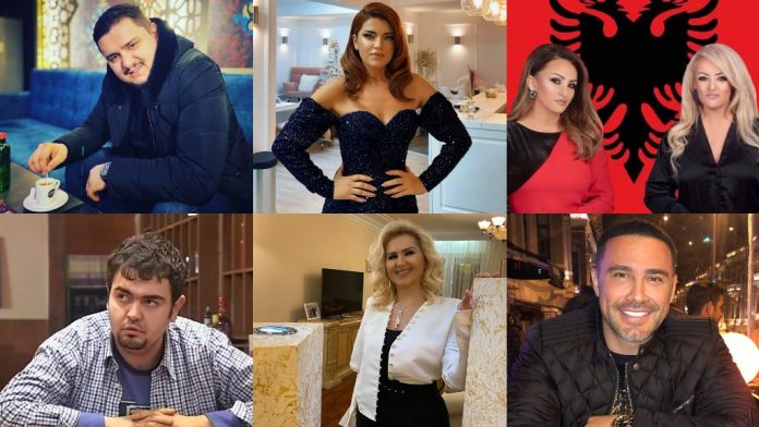 Albanian artists express condolences after the news of the loss
