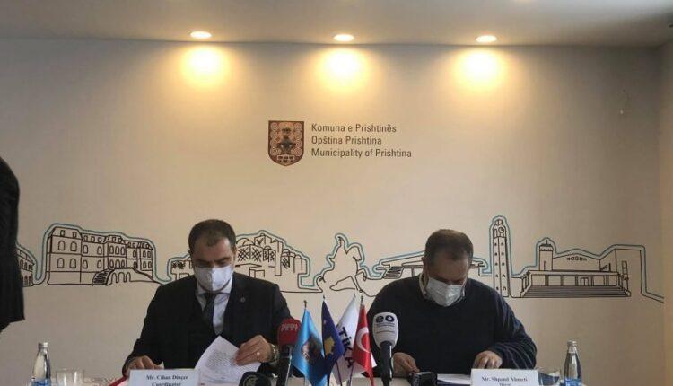 Memorandum signed for the restoration of the Hammam of Prishtina,