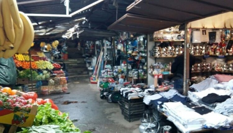 Tender is given for the construction of the Ulpiana Market