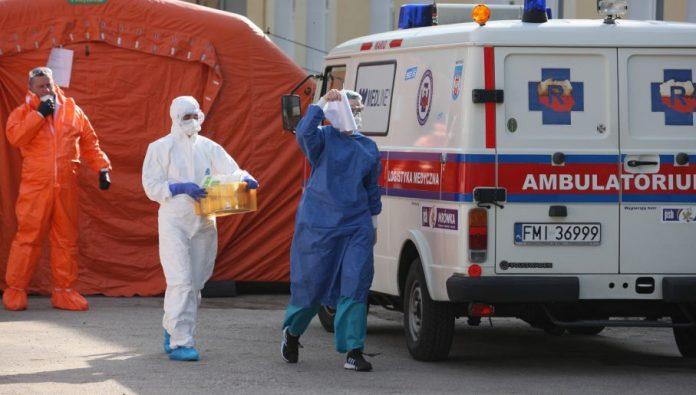 Poland opens additional emergency hospitals
