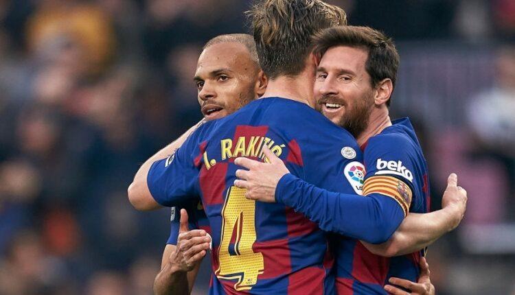 Rakitic admits: I told Messi that there is one thing