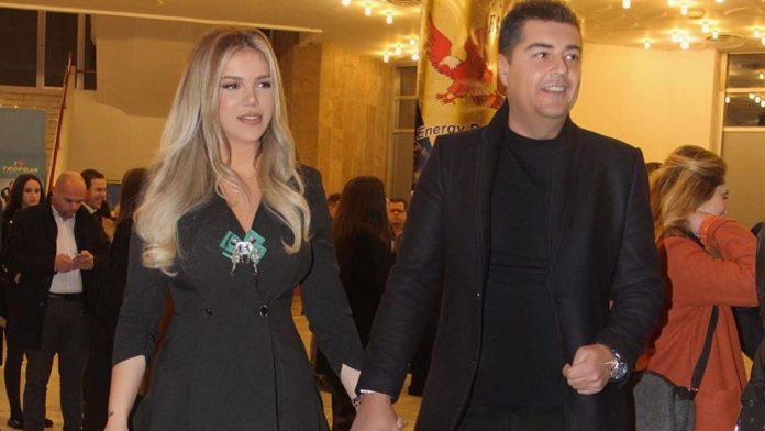 Rezarta Shkurta publishes intimate moments with her husband in Dubai