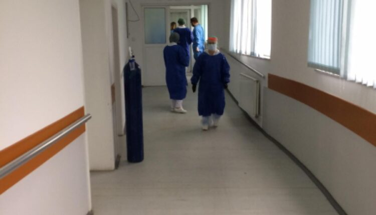 49 patients with COVID-19 are being treated in Peja Hospital,