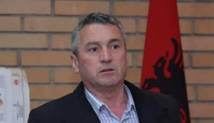 Who is Nasuf Bejta, Osman's opponent for president
